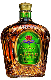 Crown Royal Canadian Whisky Regal Apple 750ml